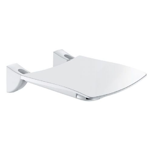 Delabie 510420/510434 Wall-Mounted Comfort Shower Seat